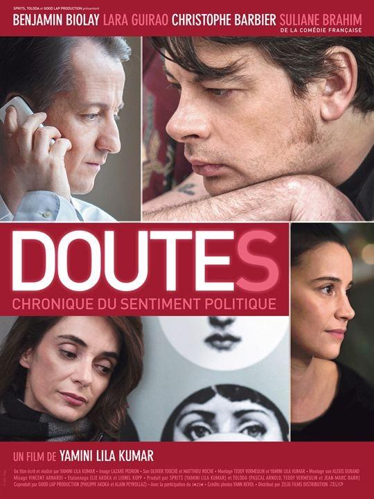 Doutes: chronique du sentiment politique