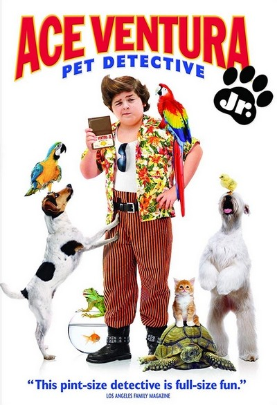 Ace Ventura Pet Detective Jr