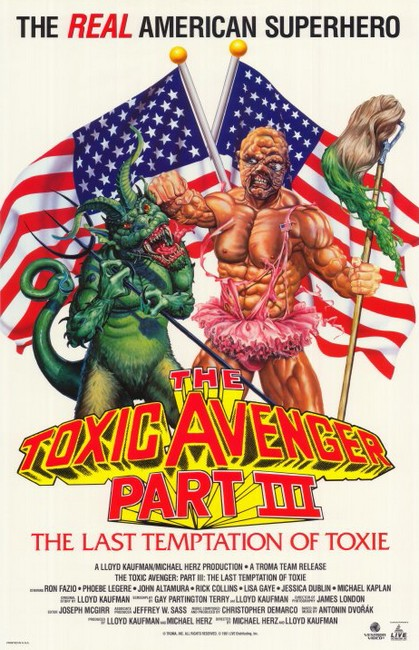 The Toxic Avenger 3, The Last Temptation of Toxie