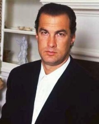 Interview de Steven Seagal