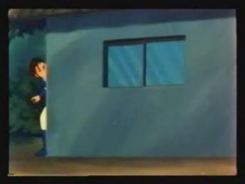Le moonwalk du pauvre : extrait vidéos du film Les Aventuriers du Système Solaire