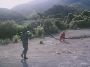 Champion des ninjas : extrait vidéos du film Ninja's Terror