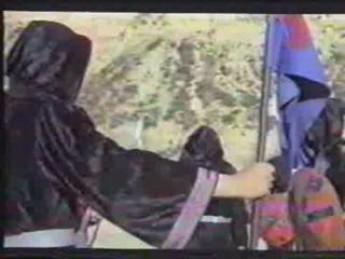 Cüneyt Arkin est invincible : extrait vidéos du film Savulun Battal Gazi Geliyor