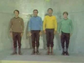 Téléportation, Scottü ! : extrait vidéos du film Turkish Star Trek