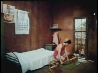 Première transformation : extrait vidéos du film Captain Barbell