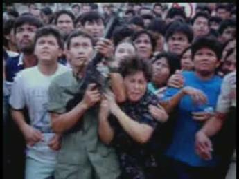 Une arrestation coup de poing : extrait vidéos du film Captain Barbell