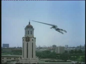 Le choc des gitans : extrait vidéos du film Lastikman