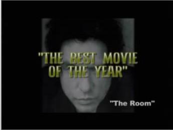 Bande annonce The Room : extrait vidéos du film The Room