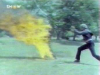 Allumer le feu : extrait vidéos du film Death Warrior
