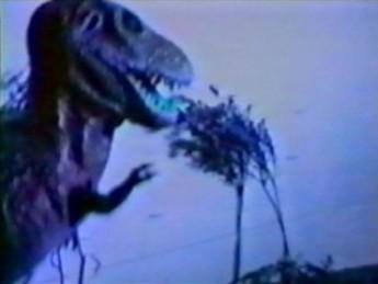 Jurassic Park, les recalés du casting : extrait vidéos du film Dinosaur from the Deep