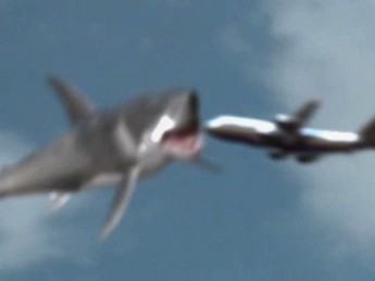 Poisson pilote : extrait vidéos du film Mega Shark Vs Giant Octopus