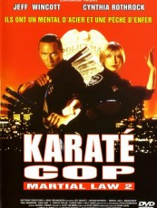 KARATE COP : MARTIAL LAW 2