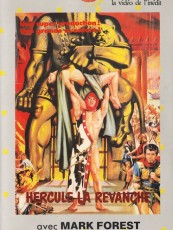 HERCULE LA REVANCHE / GOLIATH CONTRE LES GÉANTS