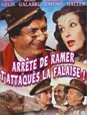 ARRÊTE DE RAMER, T'ATTAQUES LA FALAISE !