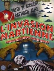 L'INVASION MARTIENNE