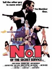 N°1 OF THE SECRET SERVICE