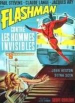Flashman contre les hommes invisibles