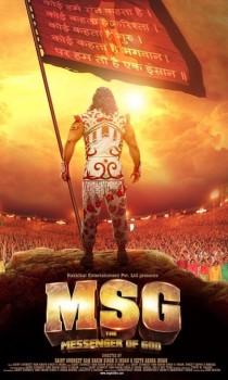 MSG: The Messenger