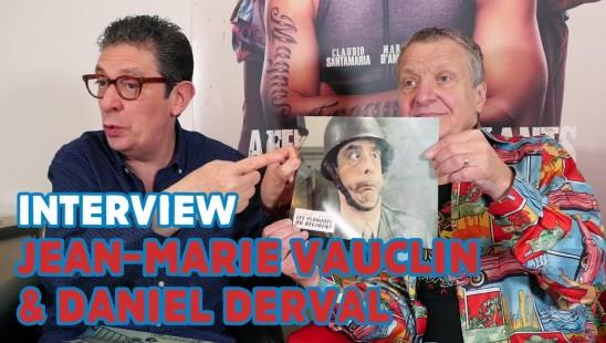 Jean-Marie Vauclin et Daniel Derval