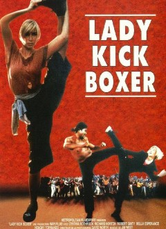 Lady Kickboxer