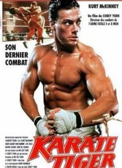 Karate Tiger : le Tigre Rouge