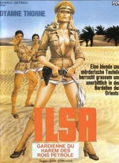 Ilsa Gardienne du Harem
