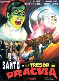 Santo et le Trésor de Dracula