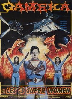 Gameka et les Trois Super Women