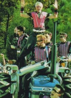 Le tracteur du bonheur