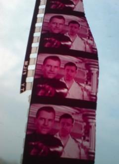Une photo-souvenir de la projection du 31 janvier 2009 à Grenoble.