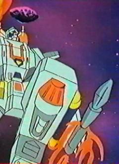 Diatron a même des missiles planqués dans ses tibias.