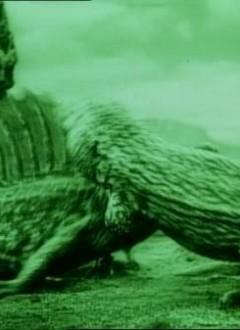 Ce combat de lézard a aussi connu son heure de gloire dans Robot Monster