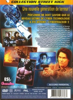 DVD verso
