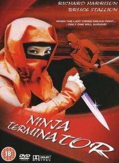 Le DVD anglais, qui crédite bizarrement Bruce Stallion.