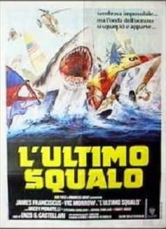 Affiche cinéma italienne.
