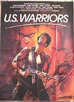 Une affiche américaine