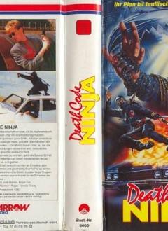 La jaquette d'une édition VHS allemande.