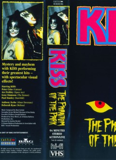 Une édition VHS allemande.